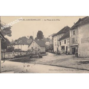 Miribel la place 1926