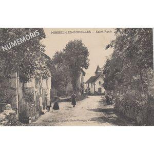 Miribel-les-Echelles Saint Roch