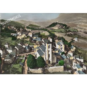 Miribel-les-Echelles vue aérienne 1963