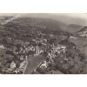 Miribel-les-Echelles vue générale 1959  1