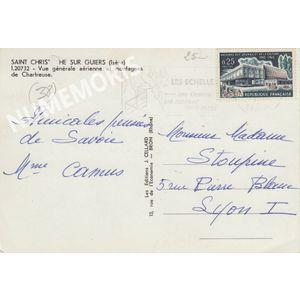 Saint Christophe sur Guiers -2