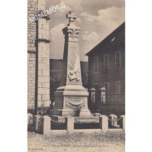 Saint Joseph martin monumentMorts 1929 AMM