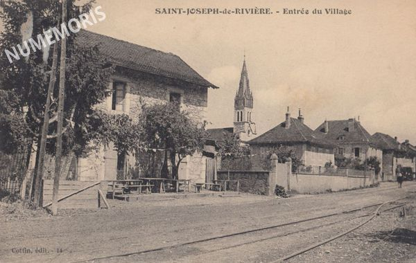 Saint Joseph 14 cottin entree 1926 AMM