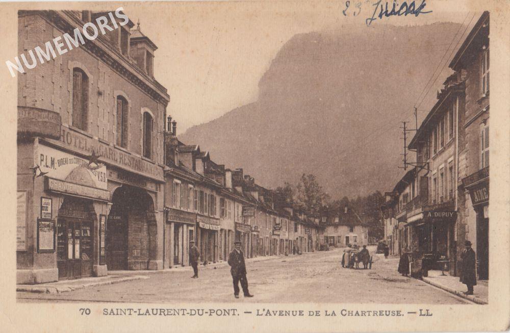 Chartreuse et Guiers