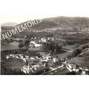 vue aérienne de Réaumont