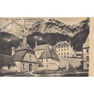 Grande Chartreuse 255 levy neurdein AMM