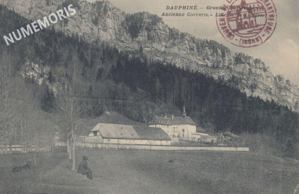 album chartreuse A.Molier