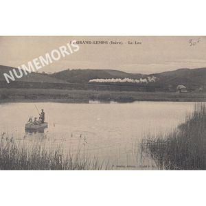GrandLemps lac soulier 1915 JMMP