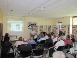 à la bibliothèque et mairie du Pin du 11 au 30 juin 2013